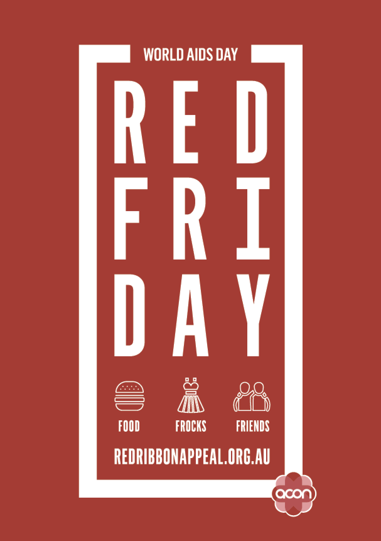 Red Friday - Poster 'Red Friday' (PDF)