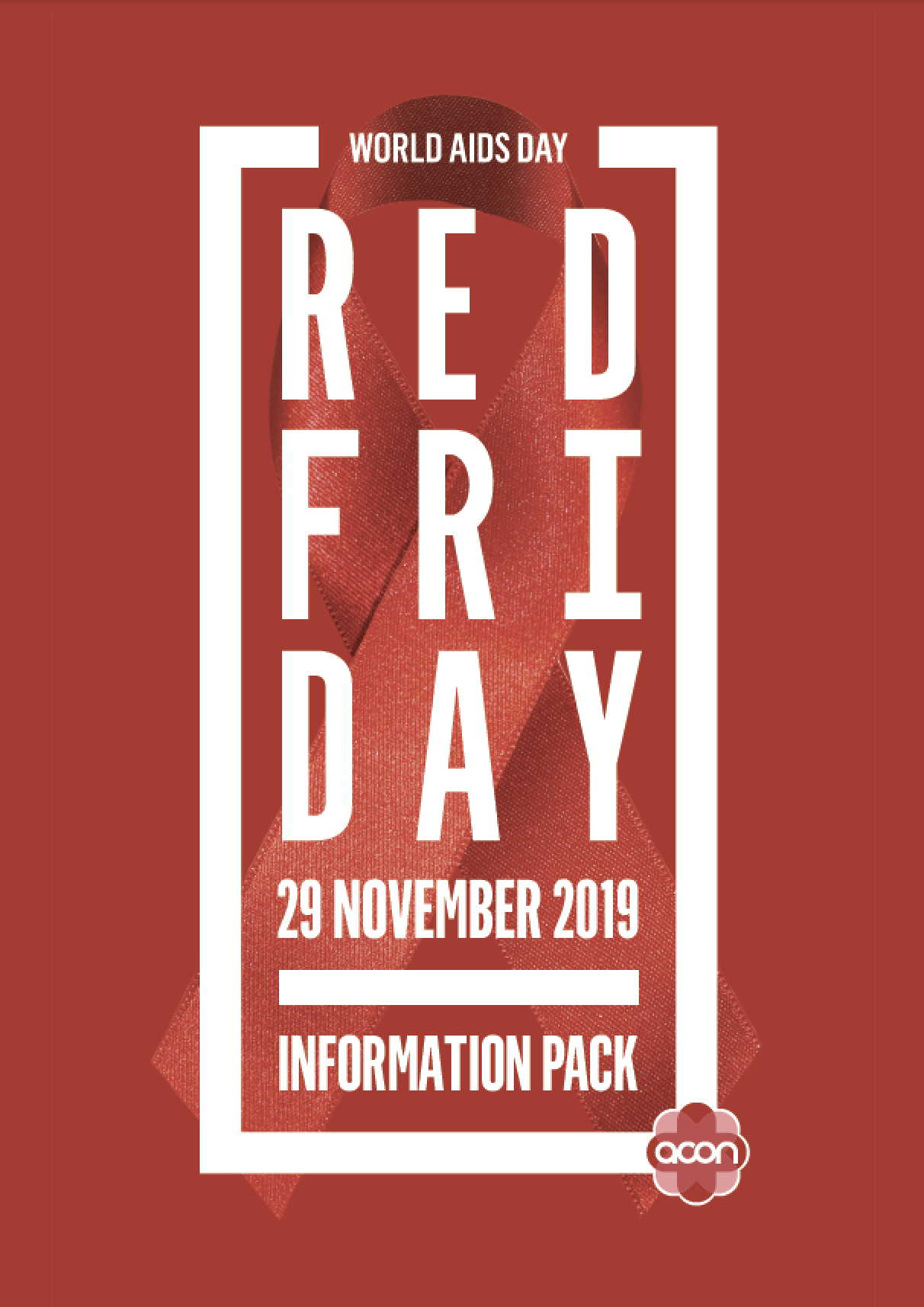 Red Friday - Information Pack (PDF)